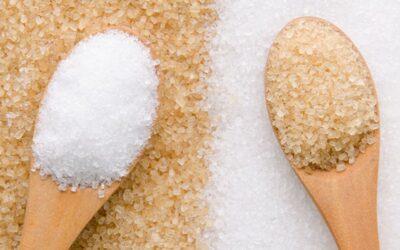 Zahărul brun este mai sănătos ca zahărul alb ?